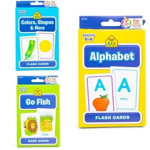 New. 3 Sets of Flash Cards